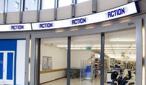 Action vestigingen Nederland