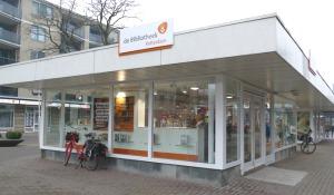 Bibliotheeklocaties Rotterdam