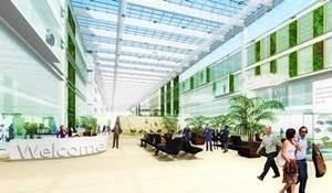 Atrium Brainport Industries Campus Eindhoven