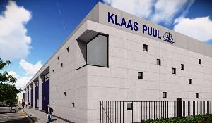 Nieuwbouw bedrijfshallen Klaas Puul Volendam en Edam