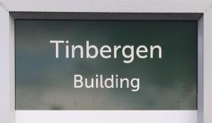 Tinbergen gebouw Erasmus Universiteit Rotterdam
