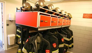 Brandweerkazerne Halfweg-Zwanenburg Haarlem