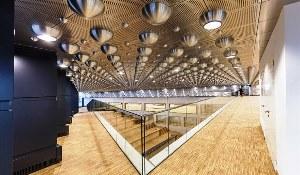 Projectinrichting Cultureel centrum Eemhuis Amersfoort