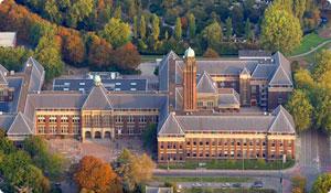Faculteit Bouwkunde Delft