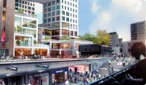 City Center 2e koopgoot Rotterdam