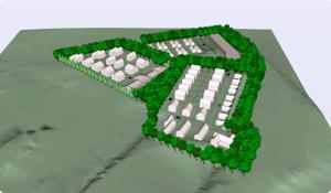 Woningbouw De Del Rozendaal