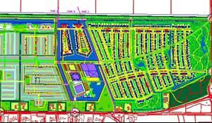 Woonwijk Emmelhage Emmeloord