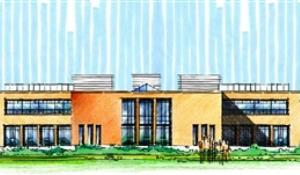 Multifunctioneel centrum Alandsbeek Leusden