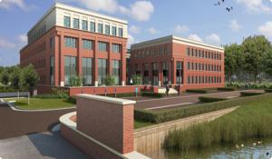 Nieuwbouw kantoorcomplex Scholtens Groep Wognum