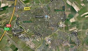 Grondbeleid gemeente Houten