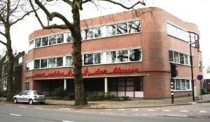 Brandweerkazerne Oranjepark te Dordrecht