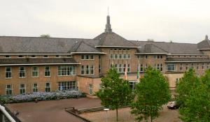 Gebouwen Asielzoekerscentrum (AZC) Utrecht