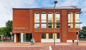 Bibliotheek School 7 Den Helder wint Public Library of The Year award