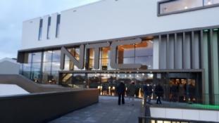 Opening Nationaal Tennis Centrum