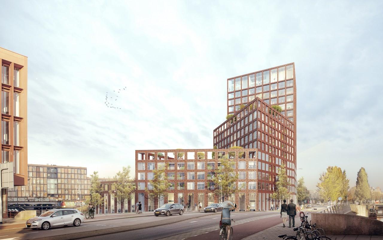 Woongebouw Fibonacci, Amsterdam