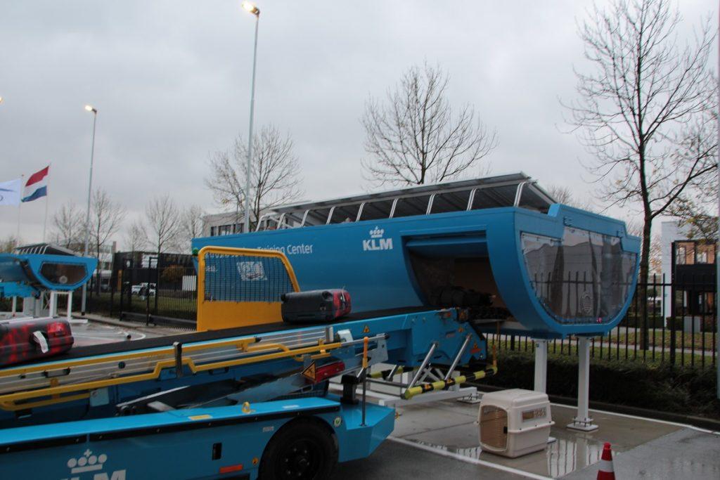 ROC Amsterdam – KLM trainingscentrum