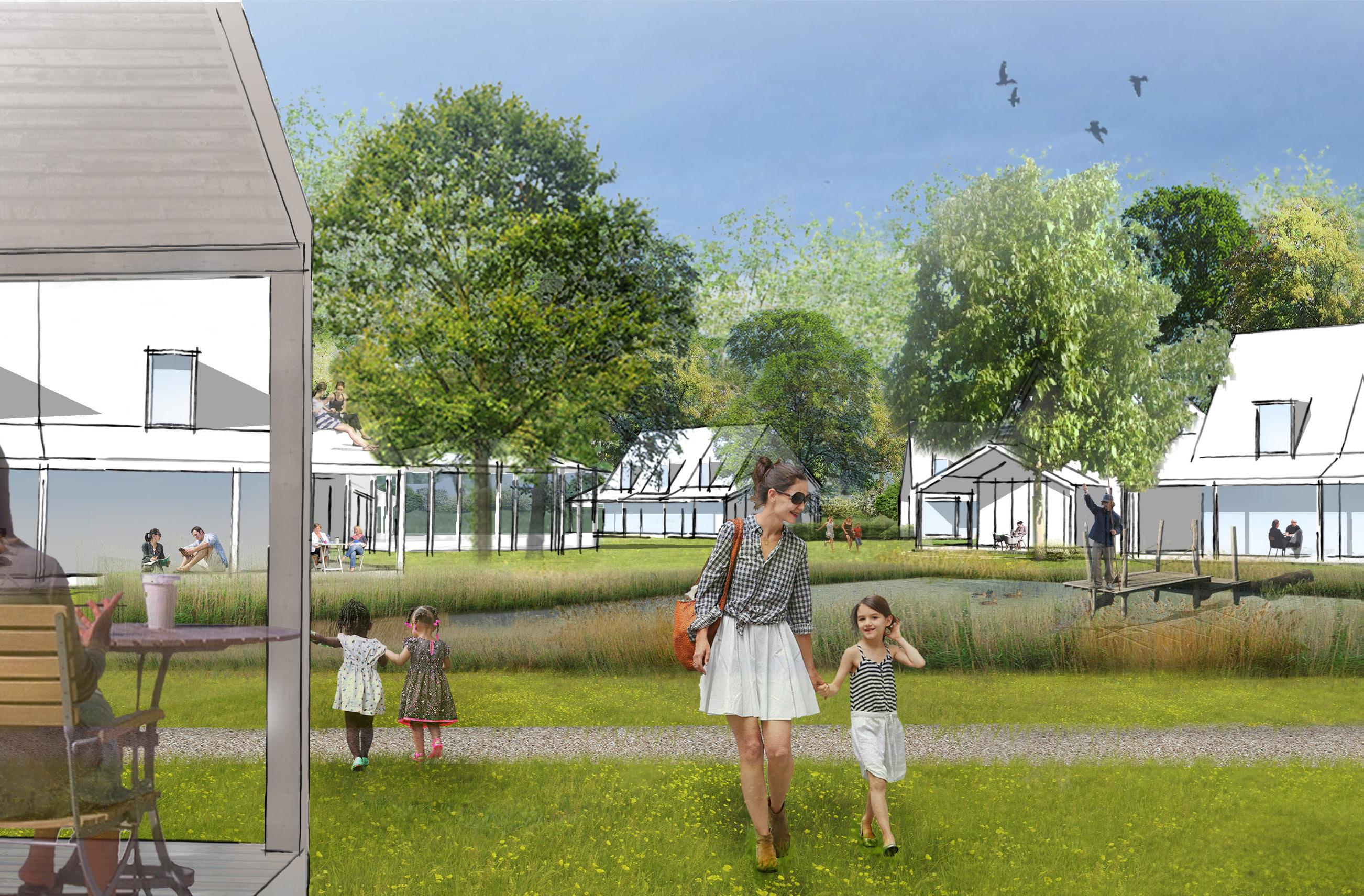 Happy Days, nieuwe woningen in Zoetermeer