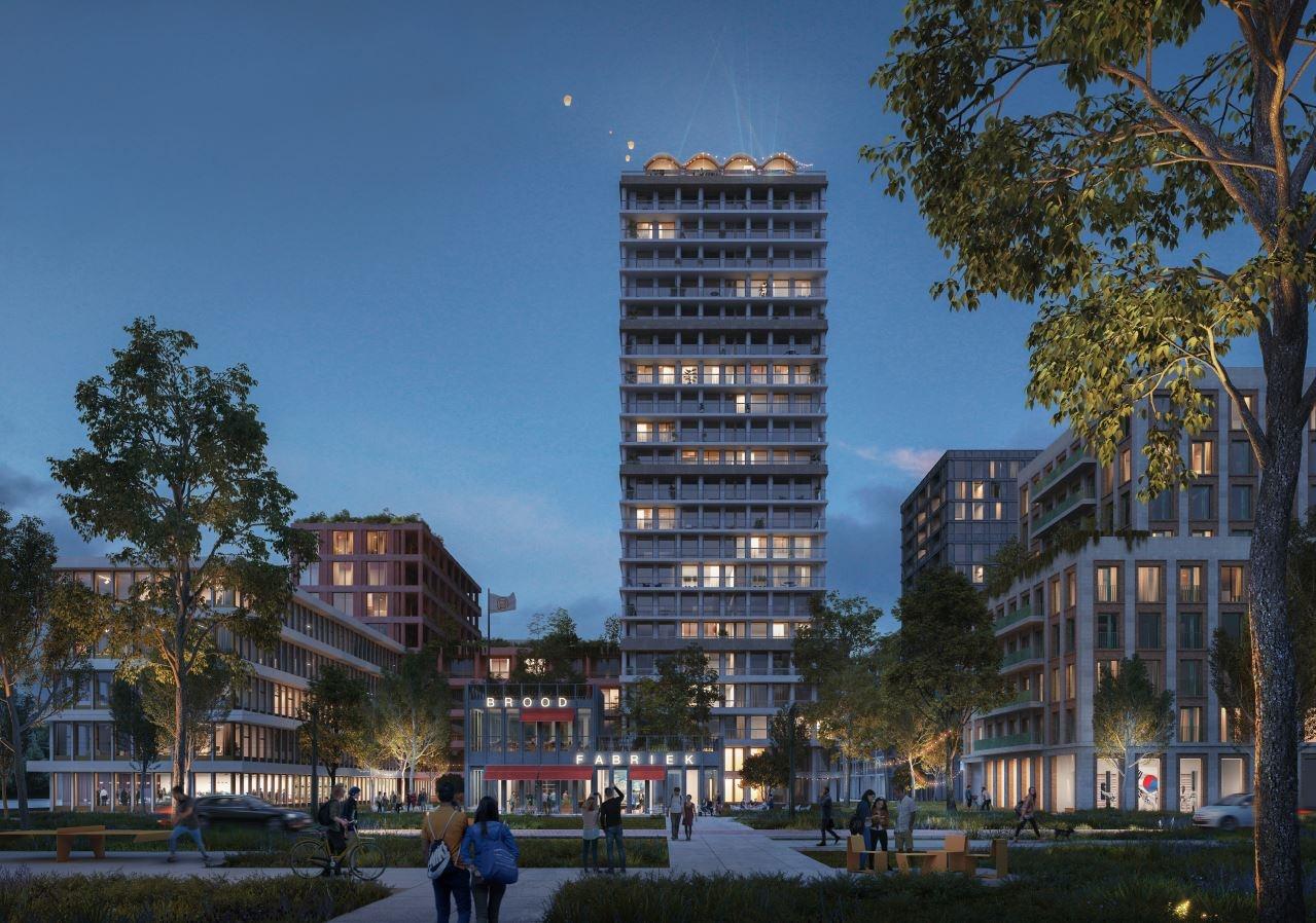 Businesscase voor Broodfabriek, Rijswijk