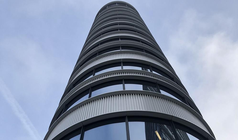 TDD De Monarch Tower, Den Haag