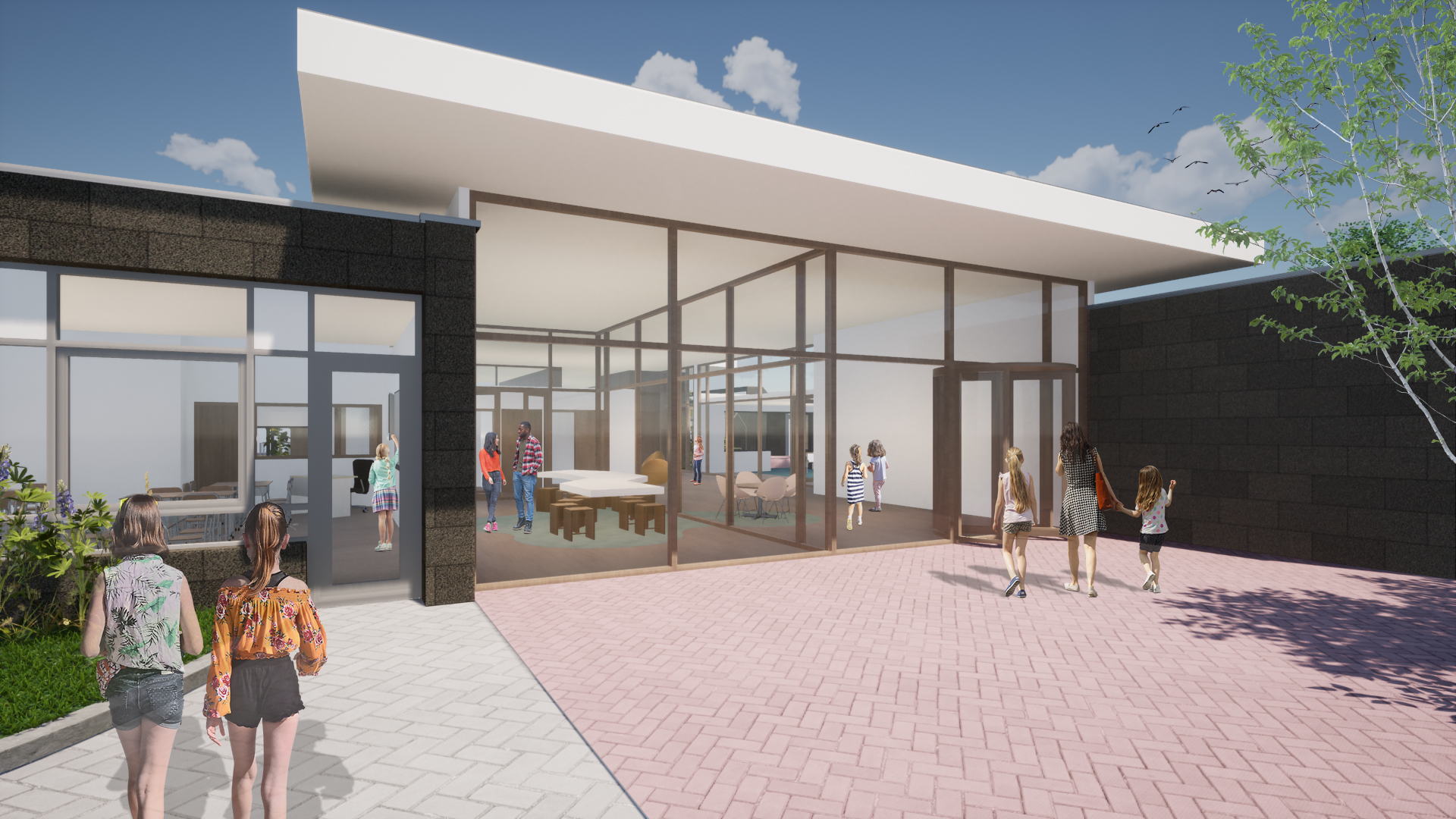 Duurzame schoolhuisvesting, Nieuwegein