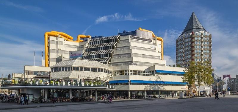 Vernieuwing Centrale Bibliotheek Rotterdam
